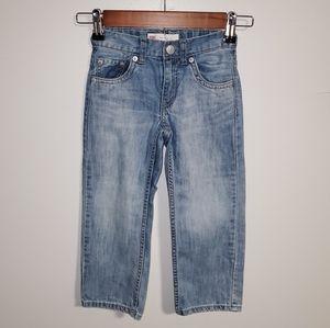 *Levi's* 505 Regular Straight Leg Jeans